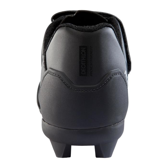 MTB-Schuhe XC 100 schwarz