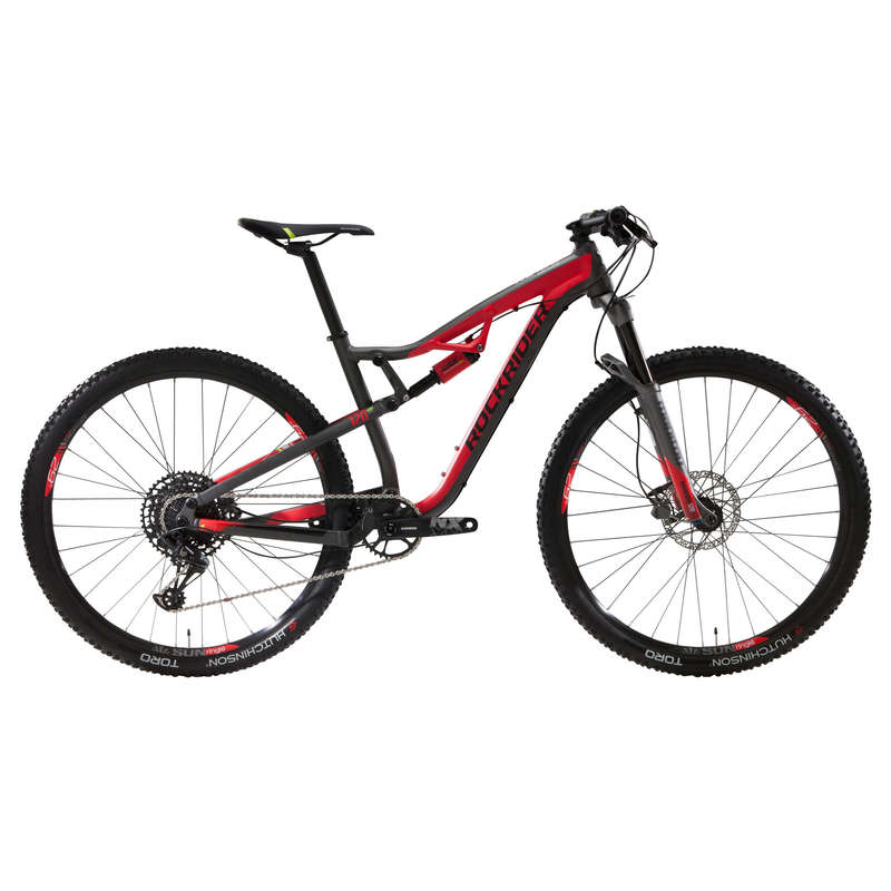 BICICLETĂ MTB CROSS COUNTRY ADULT Ciclism - Bicicletă MTB XC 100 S 29' 12s ROCKRIDER - Biciclete mountain bike