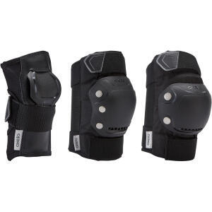set 3 protections FIT500 BLack Grey