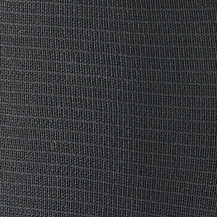 Set 3 beschermers inlineskaten volwassenen FIT500 zwart grijs