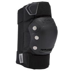 Fit500 Adult 3-Piece Inline Skate Protection Set - Black/Grey