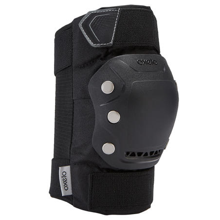 Inline Skate Protection Set Fit500 Black - Oxelo