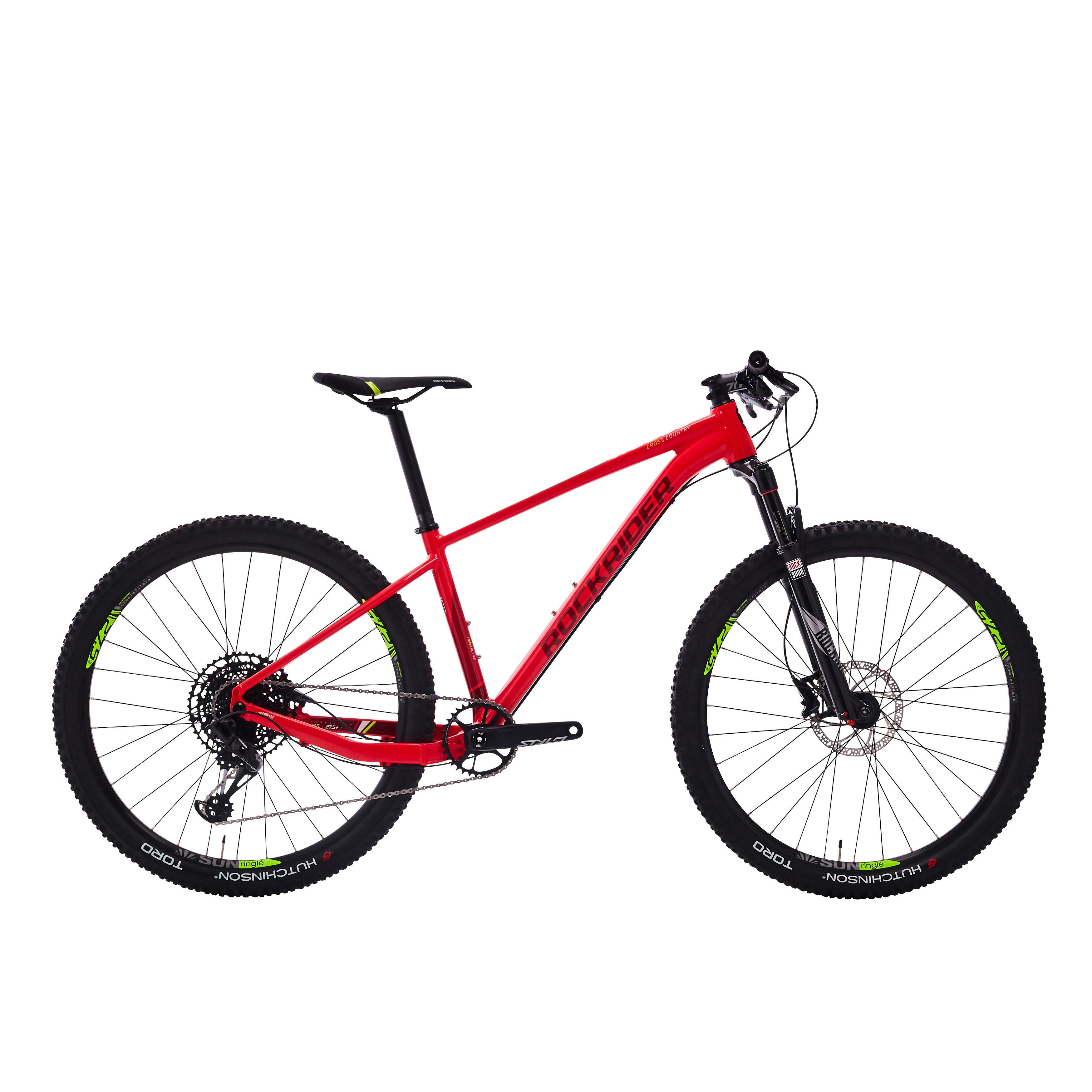 Rockrider MTB XC 500 27.5 SRAM GX Eagle 1x12-speed mountainbike