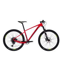 "Mountainbike XC 500 27,5"" 12 Gänge rot"