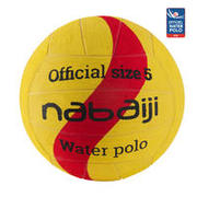 Men's Official French Championship Water Polo Ball Size 5