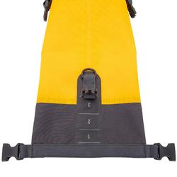 5L WATERTIGHT DUFFEL BAG YELLOW