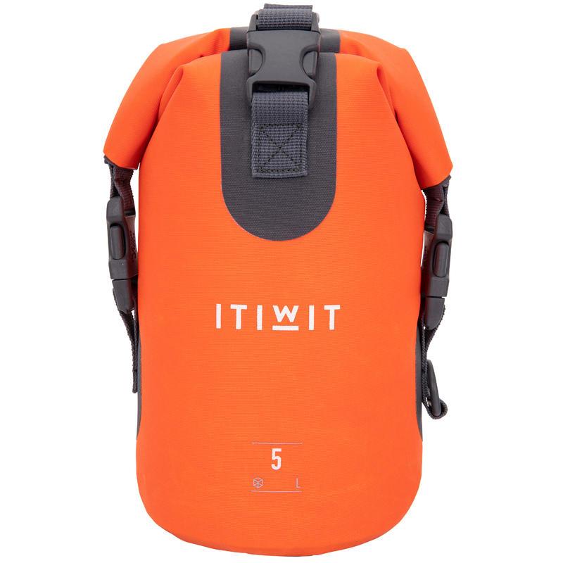 Waterproof Dry Bag 5L - Orange