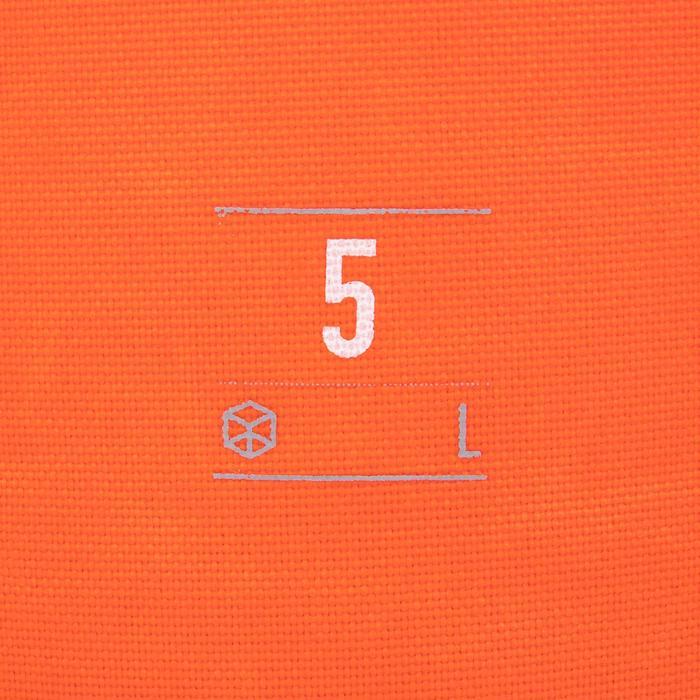 Waterdichte plunjezak 5 l oranje