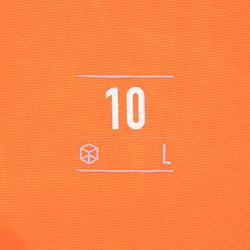 Waterdichte duffle bag 10 l oranje