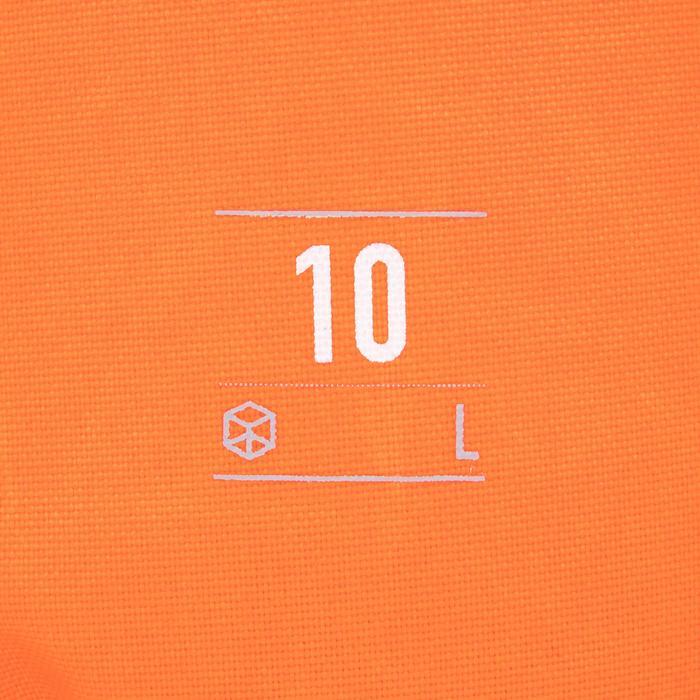 Waterdichte plunjezak 10 l oranje