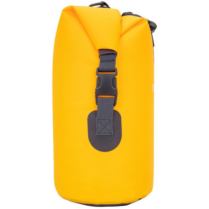 Wasserfeste Tasche 10l gelb