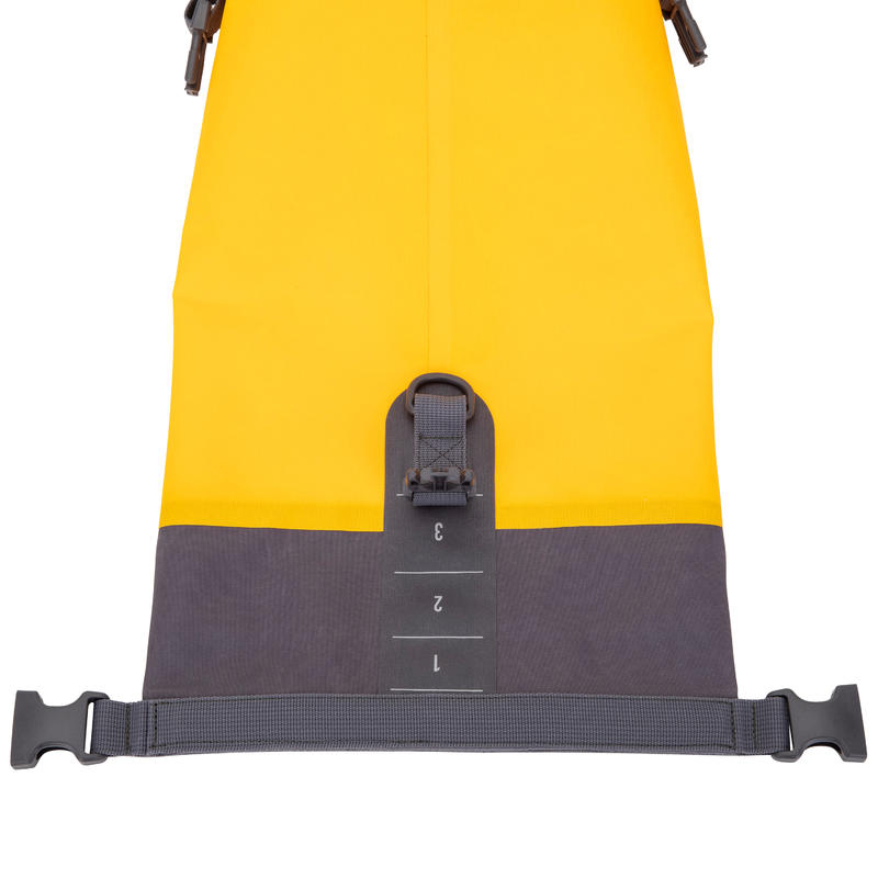 Waterproof Dry Bag 10L - Yellow