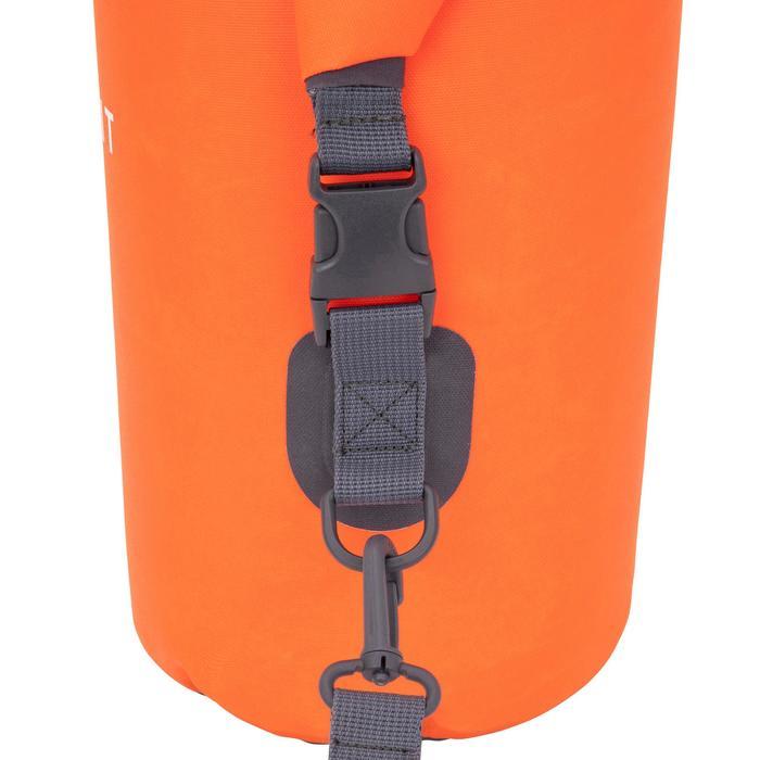 Wasserfeste Tasche 10l orange