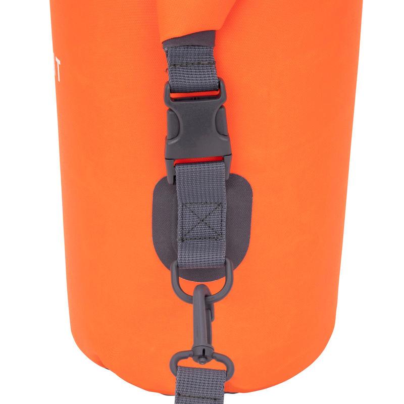 กระเป๋ากันน้ำ 10 ลิตร (สีส้ม)