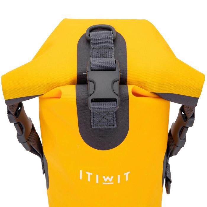 Wasserfeste Tasche 5l gelb