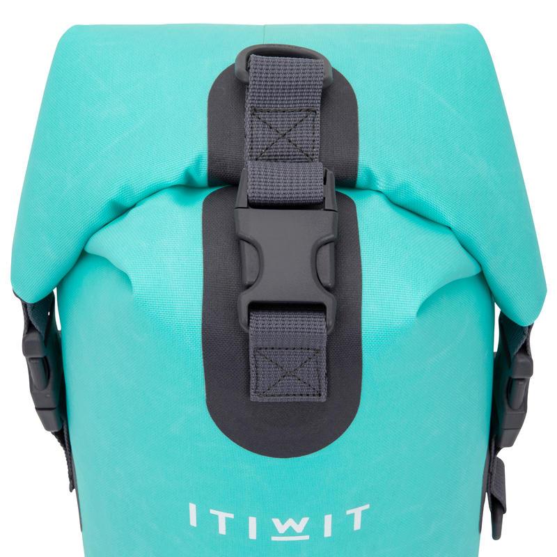 Waterproof Dry Bag 10L - Turquoise