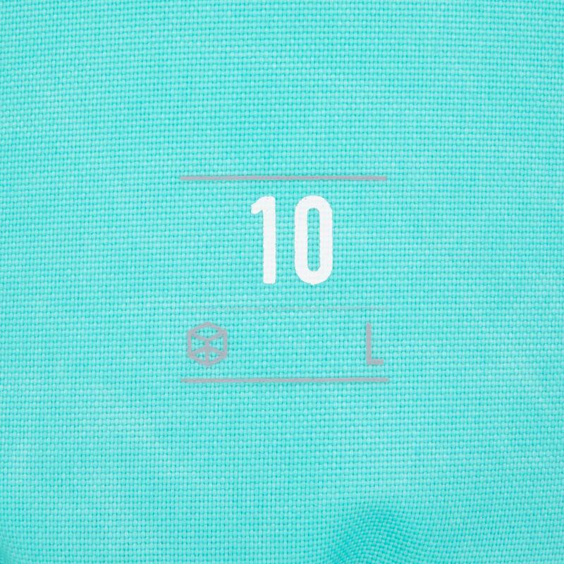 10L WATERTIGHT DUFFEL BAG GREEN