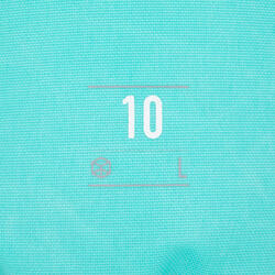 Waterdichte duffle bag 10 l groen