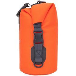 Waterdichte duffle bag 5 l oranje