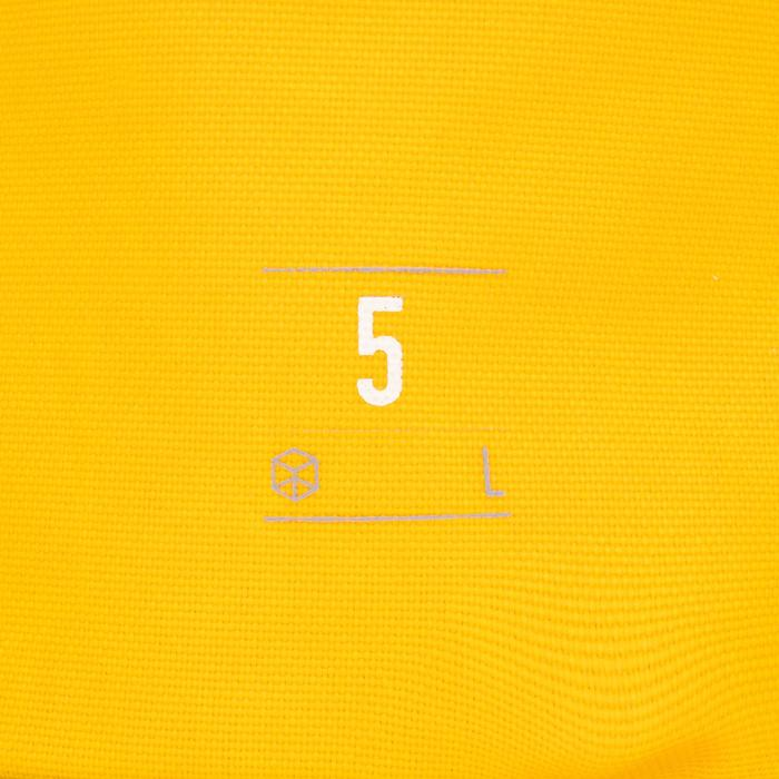 Waterdichte tas 5 l geel
