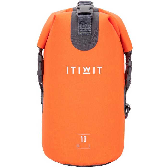 防水袋10 L-橘色
