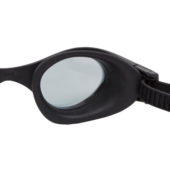 Gafas Natación Piscina Arena Adulto Negro Entrenamiento Antivaho