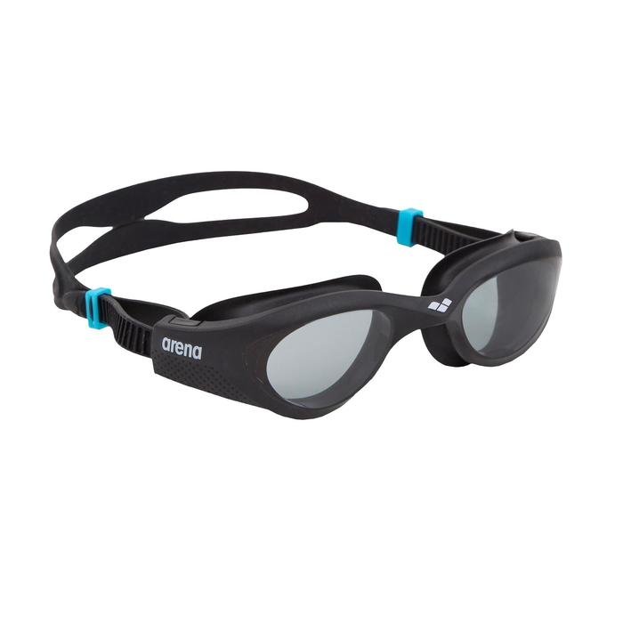 Lunette natation Arena THE ONE SMOKE-GREY-BLACK