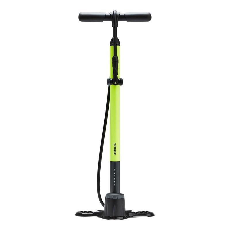 高壓座地式單車泵(雙接頭)