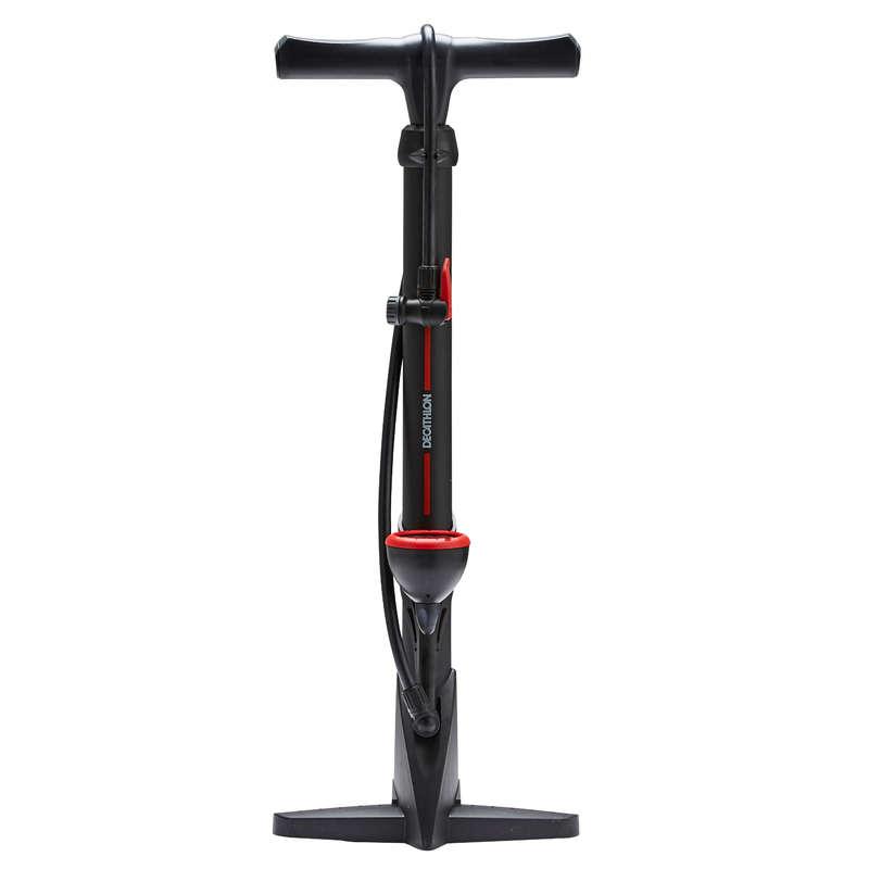 Велосипедные насосы Велоспорт - Стационарный насос 500 BTWIN - Аксессуары