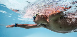 One-arm front crawl