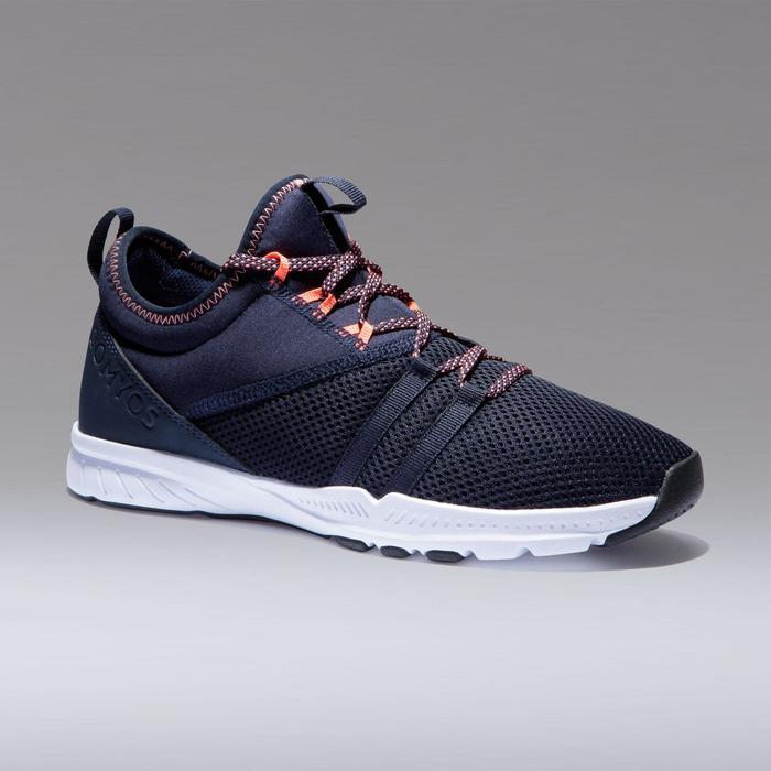 女款健身鞋120 Mid - 藍色