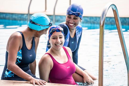 游泳|準媽媽運動就是要清爽!懷孕期間游泳的好處報妳知!