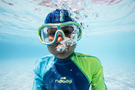 beginner swimming goggles