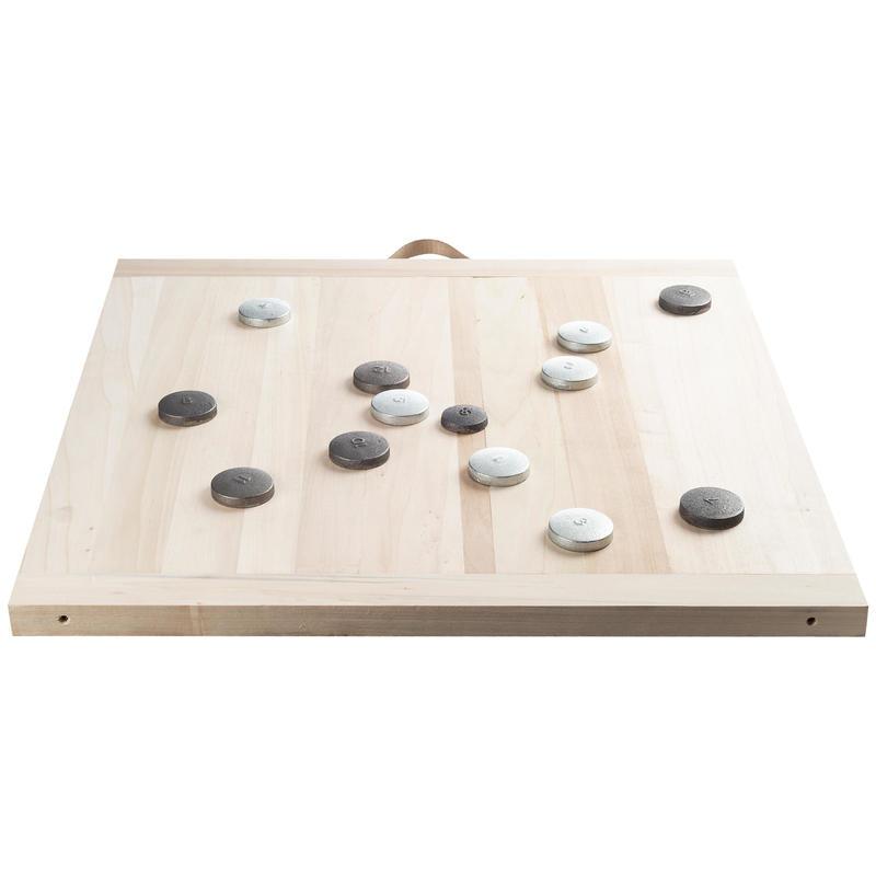 Advanced Poplar Breton Palet Game Board