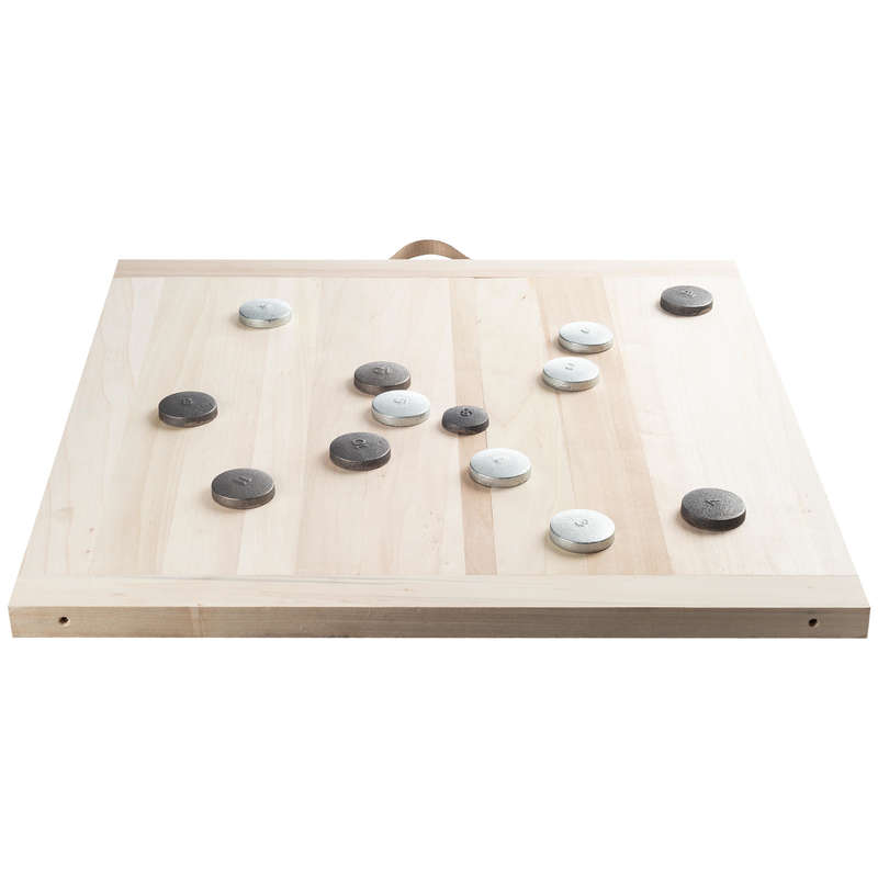 PUCKS Skittles and Pallet - PALLET SET GEOLOGIC - Sports