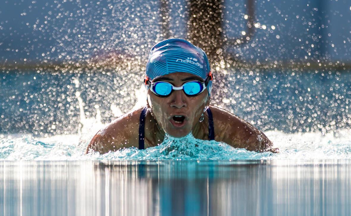 游泳的呼吸方式