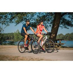 Cross Bike 28 Zoll Riverside 500 Alu grau