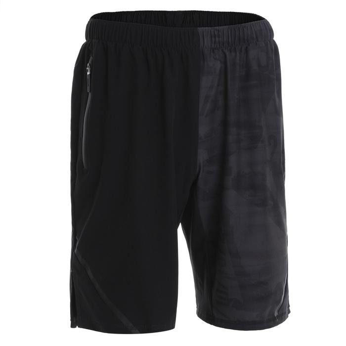 500 Cross Training Shorts - Carbon Grey