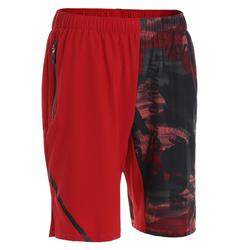500 Cross-Training Shorts - Garnet Red