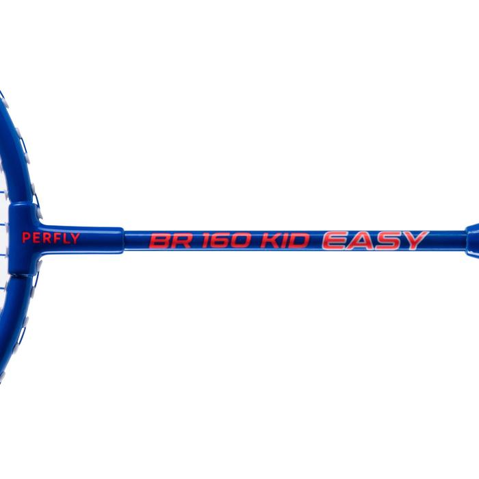 KID BADMINTON RACKET BR 160 EASY GRIP BLUE