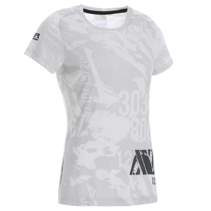 500 Women's Cross Training T-Shirt - Grey
