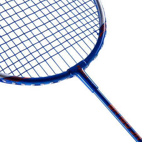 Raquette de badminton BR 160 prise simple junior - bleu