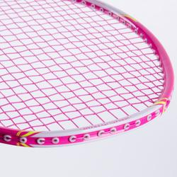 KID BADMINTON RACKET BR 160 EASY GRIP PINK