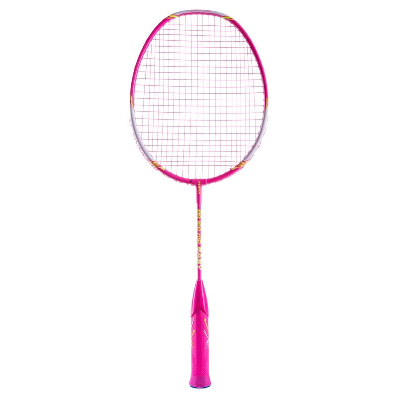 Raquette De Badminton Enfant BR 160 Easy Grip - Rose