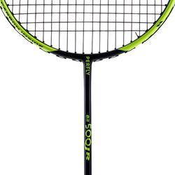 Badmintonschläger BR 500 Kinder schwarz/gelb