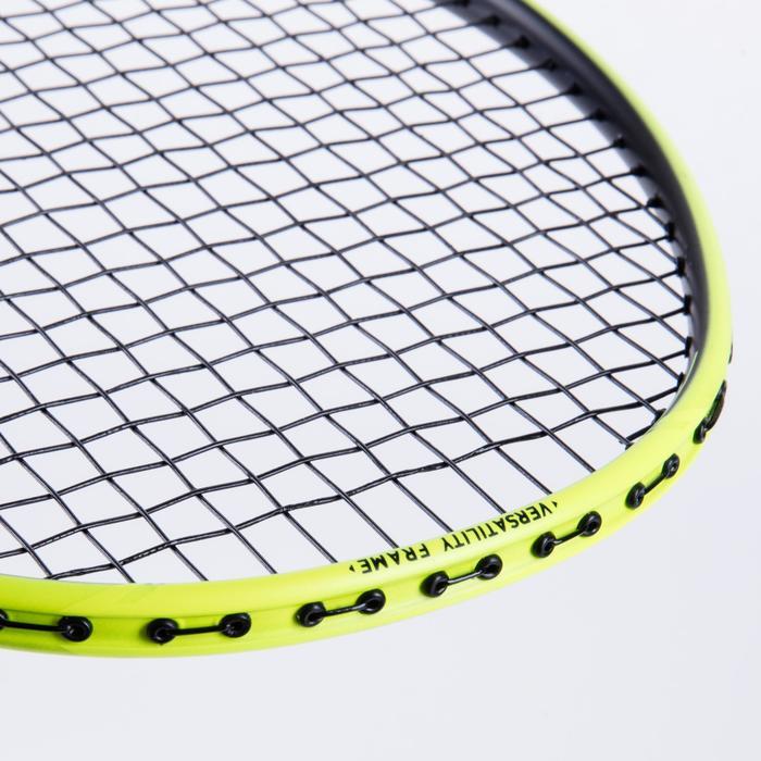 Badmintonracket voor kinderen BR 500 geel