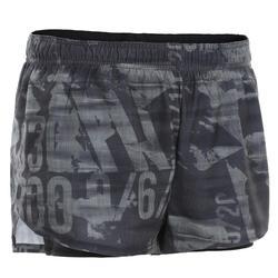 女款交叉訓練短褲500