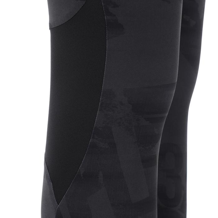 500 Women's Cross Training Leggings - Carbon Grey