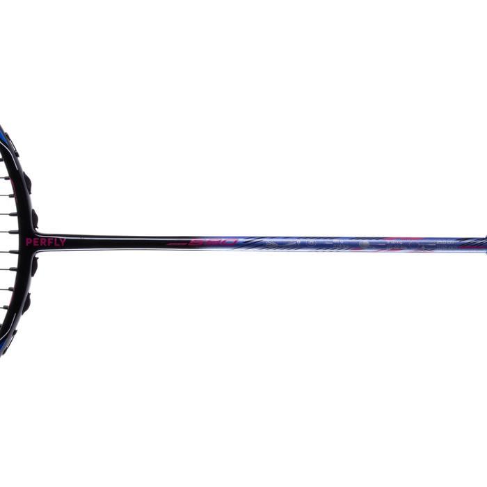 成人款羽球拍BR 590-黑色及粉紅配色