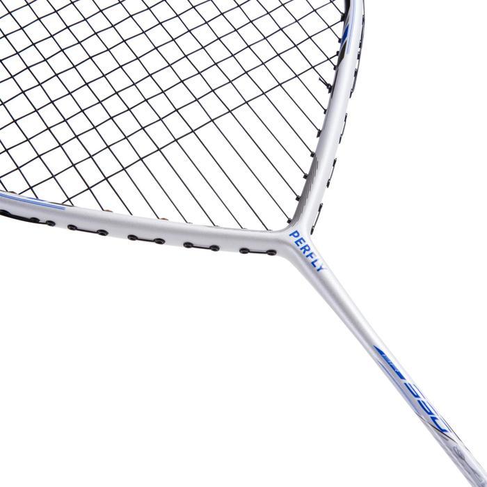 Badmintonracket voor volwassenen BR 590 V-frame wit